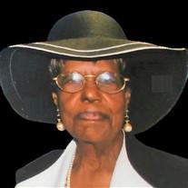 Iris Willamae Warren