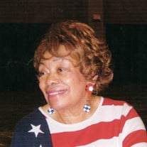 Mrs. Mary Ruth Curry