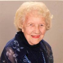 Peggy Jones Hayes