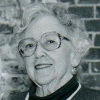 Marjorie Irene Wunder