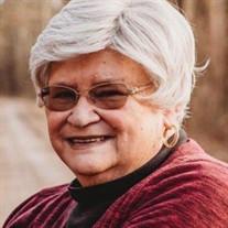 Linda Sue (Lewis) Edwards