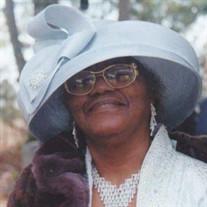 Ms. Annie Mae Briggs