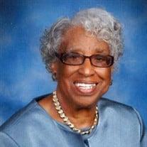Mrs. Reacie Mae Haynie