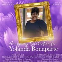 Yolanda Bonaparte