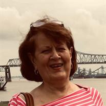 Mrs. Mary Allison Garrett