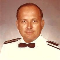 Richard Maurice Doucet, Lt/Col, Master Navigator, USAF (RET)