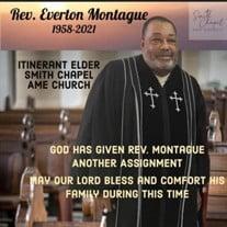 Rev. Everton Lloyd Montague Sr.