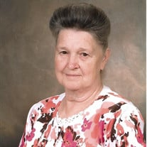 Mrs. Joy Carden McAlister