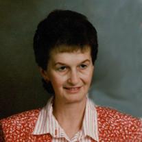 Ruth Ann Metzger