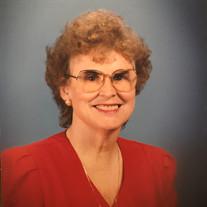 """Mrs. Sara """"Terri"""" Bauer"""