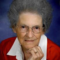 Mrs. Vida Adams Toups