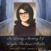 Loyola Barbara Alcala