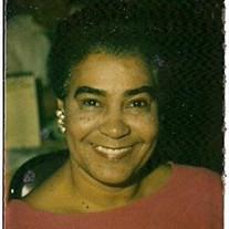 Cynthia Joyce Burgess