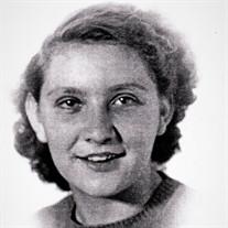 Betty Rose Robidart