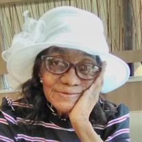Mrs. Gloria Dee Thomas