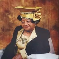 Mrs. Lille Mae Tucker