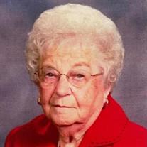 Hazel Ruth Benson
