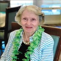 Bernice May Huggins