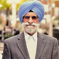 Joginder Singh Gill