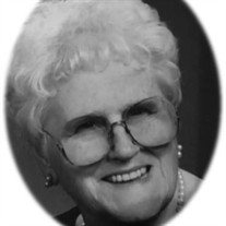 Gladys Marie Halverson