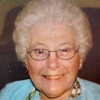 Martha Marie Morgan