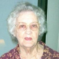 Mrs. Ruby Mae Bannister Haygood