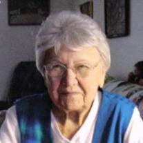 Mrs. Mary E. Keie