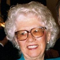 Mrs. Georgia Marie Caudle