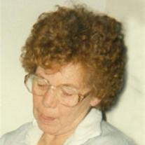 Mrs. Shirley Louise Everett