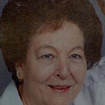 Dorothy Pearl Ward