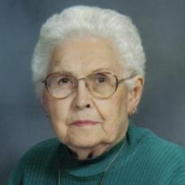 Mrs. Irene M. Arnst