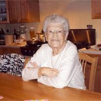 Gladys Shumate