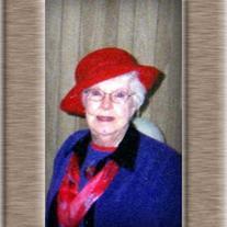 Gladys Reagan