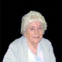 Margaret Cornett