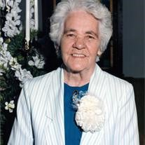 Agnes Greer