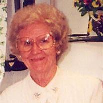 Margaret Fritz