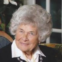 Mrs. Rose Irene Holland