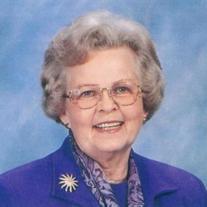Mrs. Rita Redding Craven