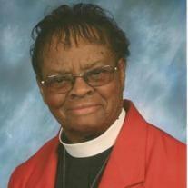 Reverend Essie Cornelia Simmons