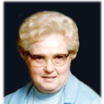 Margaret Ann Hagemann