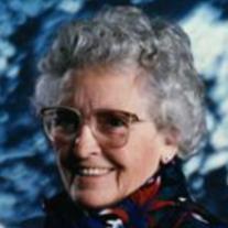 Mrs. Marjorie Elizabeth Hughes