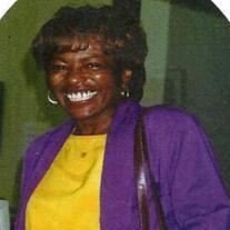 Mrs. Margaret Louise-Coby Bush