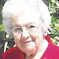 Dorothy Jean White