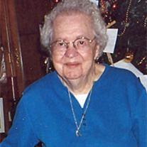 Elsie Doss Porterfield