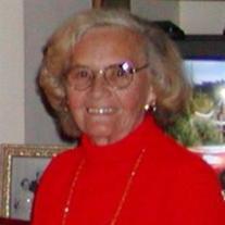Eleanor Mary  Josephine Ames