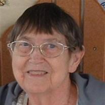 Ruth Ella Burdge