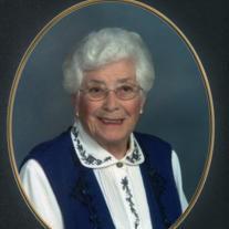 Marjorie M. Christoffel