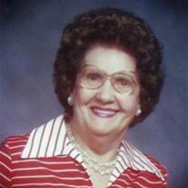 Pearl  L. Warrington