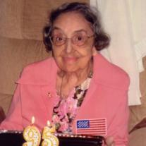 Pauline V. Borrello