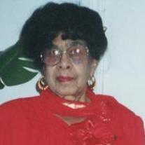 Mrs. Verna L. Henderson